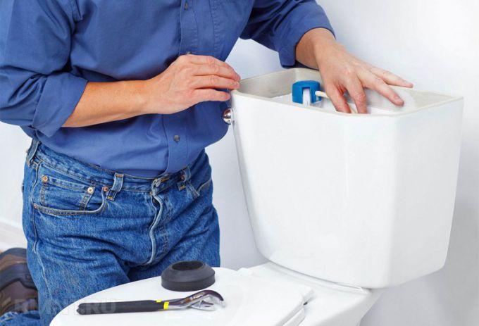 Как сделать установку унитаза своими руками