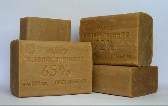 Польза хозяйственного мыла: правда и мифы