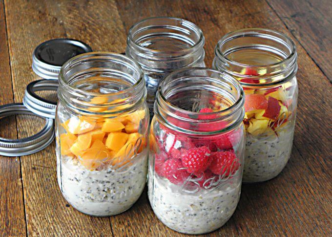 Как приготовить ленивую овсянку на завтрак