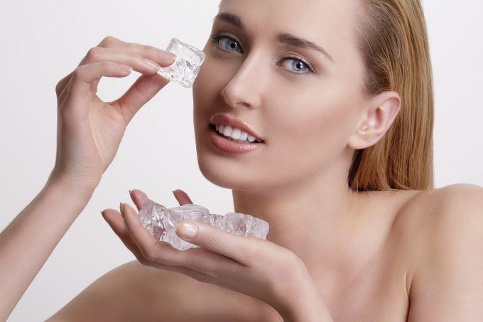 Как правильно использовать косметический лед для кожи лица