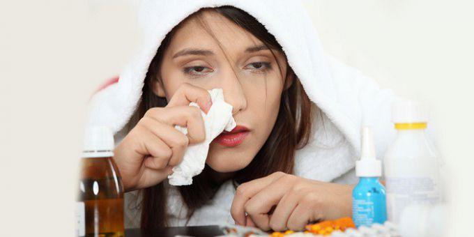 Как вылечить насморк, не прибегая к лекарствам