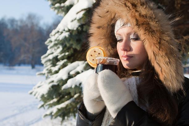 Какие напитки полезны зимой