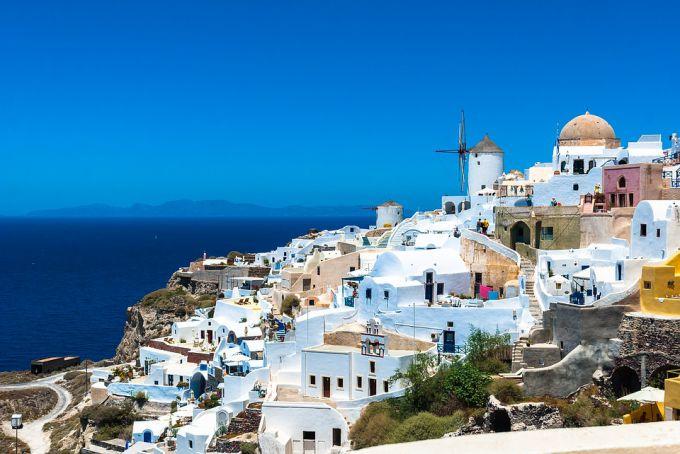 Как выбрать место для отдыха в Греции