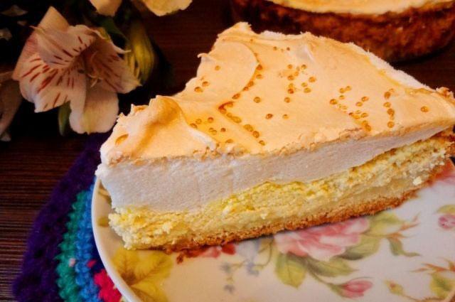 """Как испечь пирог """"Слезы ангела"""""""