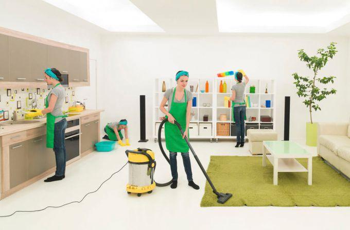 Как наиболее эффективно сделать генеральную уборку