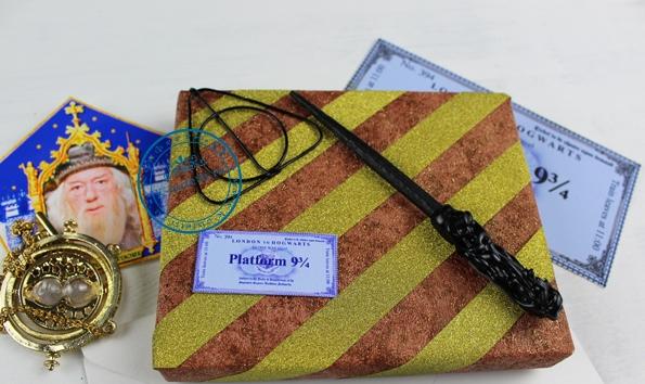 Какой подарок сделать для фаната Гарри Поттера