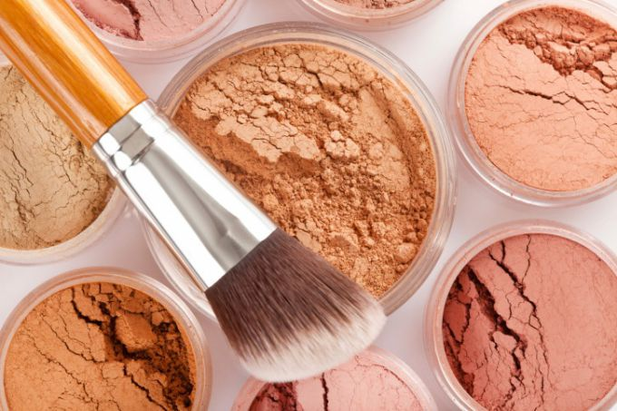 How to choose the tone of face powder