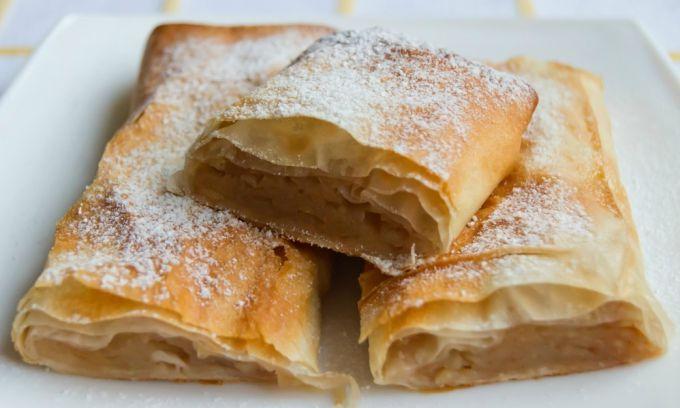 Вытяжное тесто: как его делать, десерты из вытяжного тесты