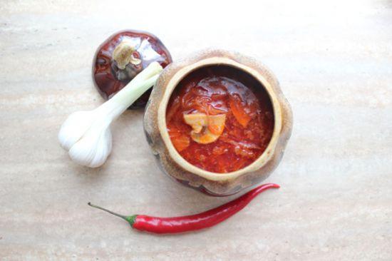 Как приготовить суп к постной трапезе