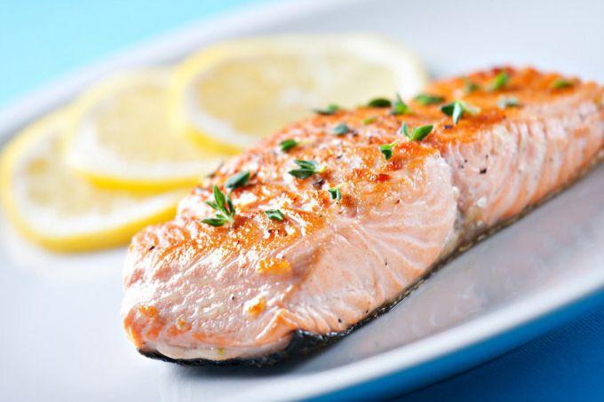 Красная рыба в духовке: рецепты с фото для легкого приготовления