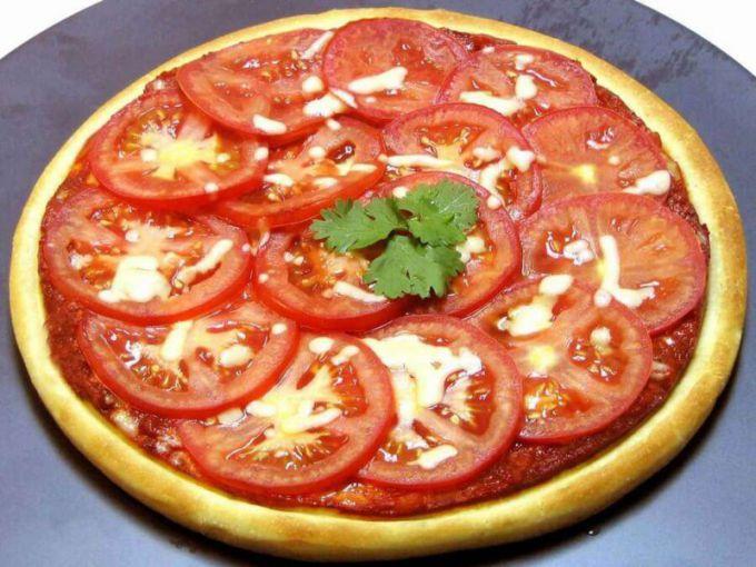 Пицца с помидорами: рецепты с фото для легкого приготовления