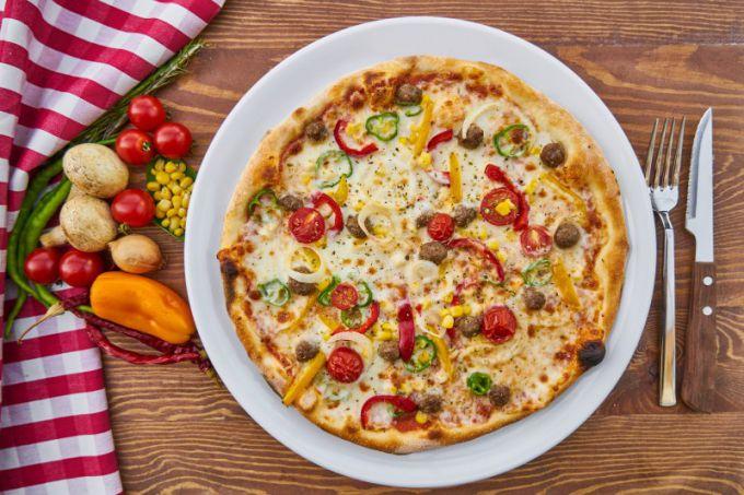 Дрожжевая пицца