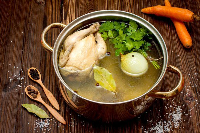 Сколько варить курицу для супа и других блюд