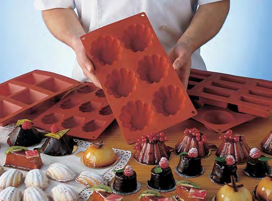 Как смазывать силиконовую форму для выпечки