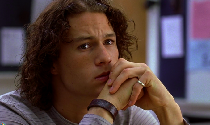 """Кадр из фильма """"10 Things I Hate About You"""""""