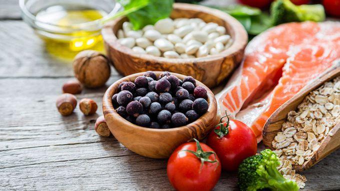 меню правильного питания на месяц