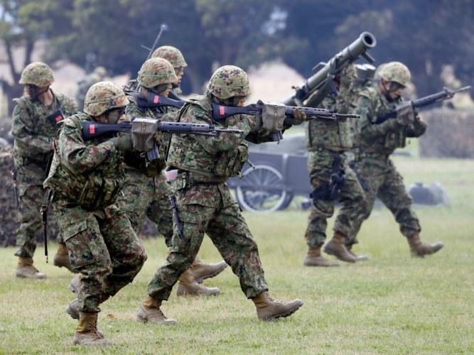 Имеет ли Япония свою армию
