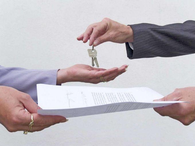 Сдача квартиры в аренду по договору