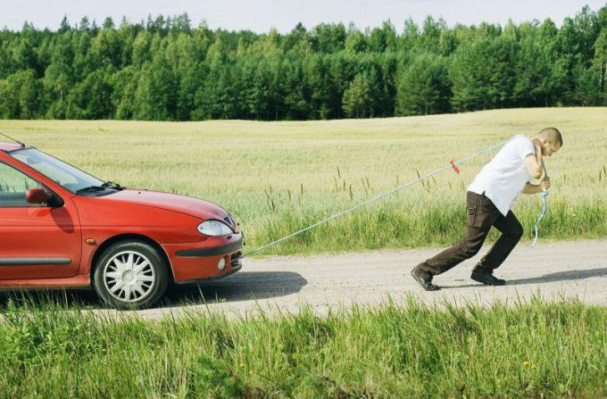 Можно ли буксировать машину с автоматической коробкой передач