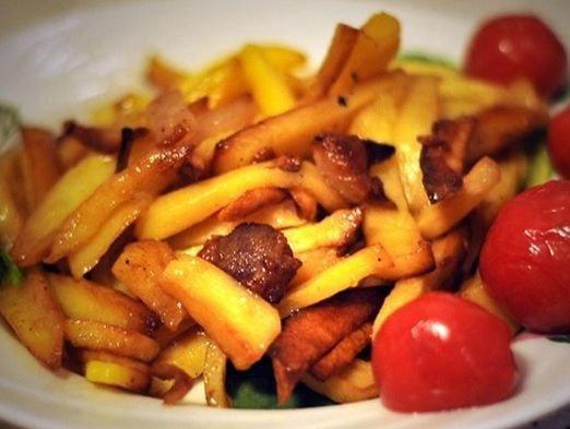 Можно ли жарить картошку на оливковом масле