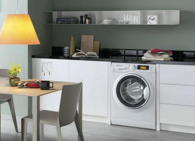 Куда поставить стиральную машину в квартире