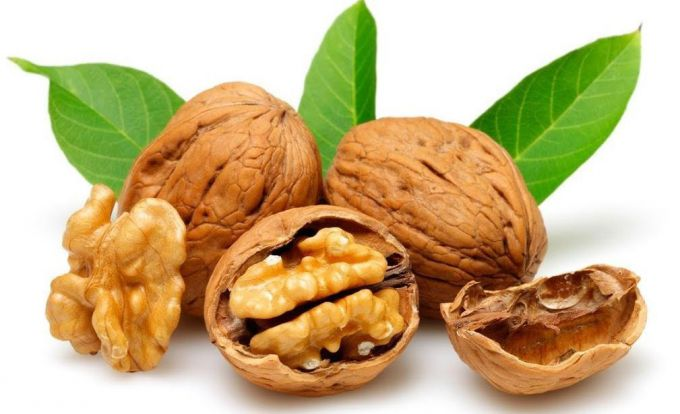 О пользе грецких орехов