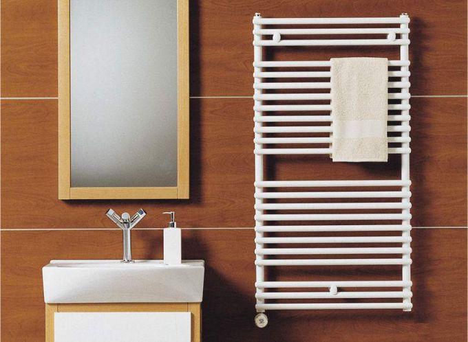 Классификация электрических полотенцесушителей