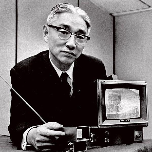 Масару Ибука, японский инженер, учредитель компании Sony
