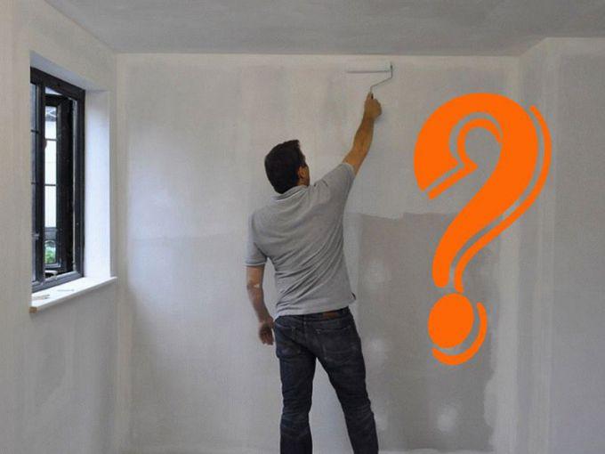 нужно ли грунтовать стены перед штукатуркой