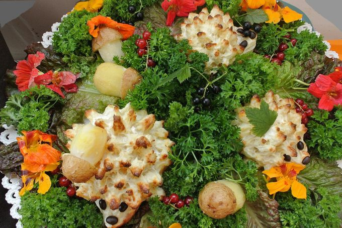 Ежики из картошки: пошаговые рецепты с фото для легкого приготовления