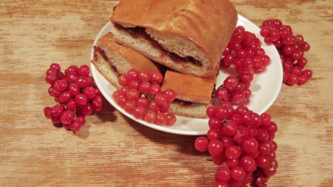 Пироги с калиной: пошаговые рецепты с фото для легкого приготовления