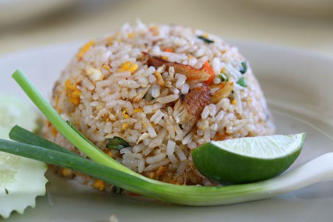 Зачем нужно замачивать рис