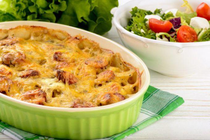 Запеканка из сосисок: пошаговые рецепты с фото для легкого приготовления