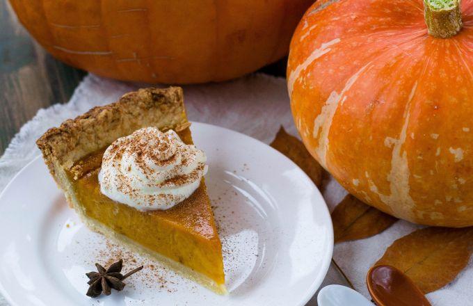 """Как приготовить знаменитый """"Pumpkin pie"""" (тыквенный пирог)"""