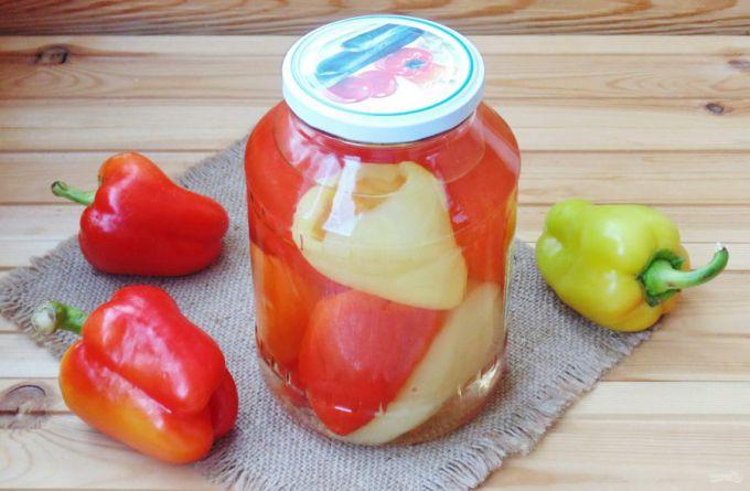 Вкусный перец с чесноком на зиму: пошаговые рецепты с фото для легкого приготовления