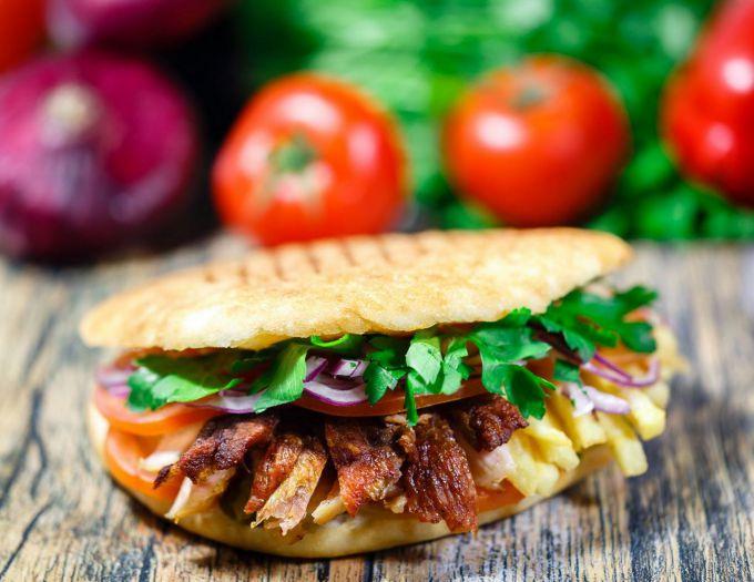 Греческий гирос: пошаговые рецепты с фото для легкого приготовления