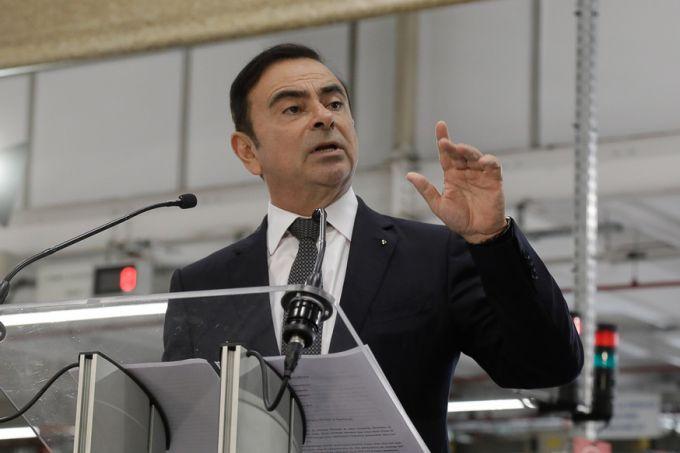 Руководителя Nissan и Renault арестовали в Токио
