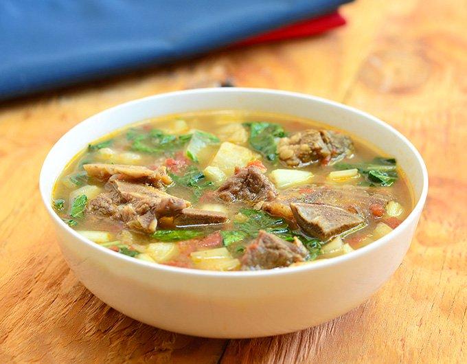 Супы из телятины: пошаговые рецепты с фото для легкого приготовления