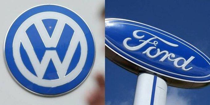 VW подтвердил сотрудничество с Ford в разработке электрокара