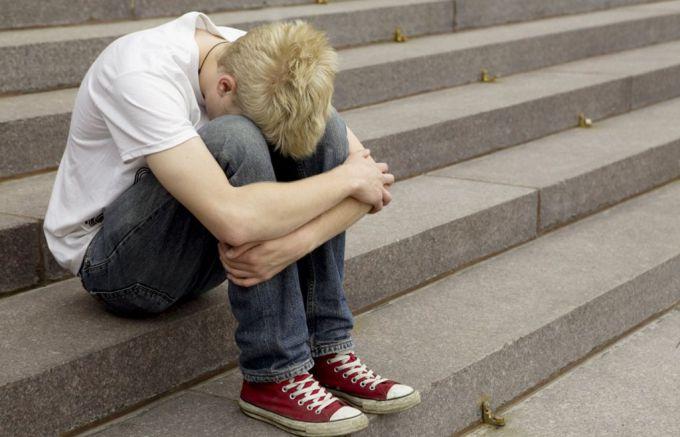 трудный подросток