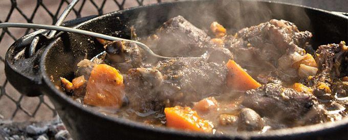 Блюда в казане на костре: пошаговые рецепты с фото для легкого приготовления