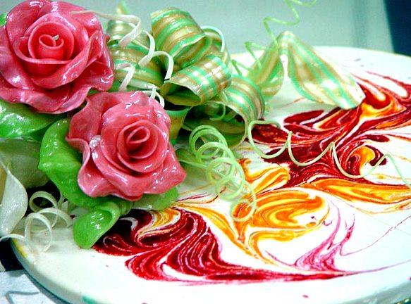 Украшения из карамели: пошаговые рецепты с фото для легкого приготовления