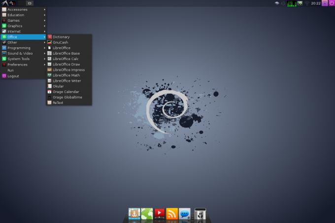 XFCE Linux