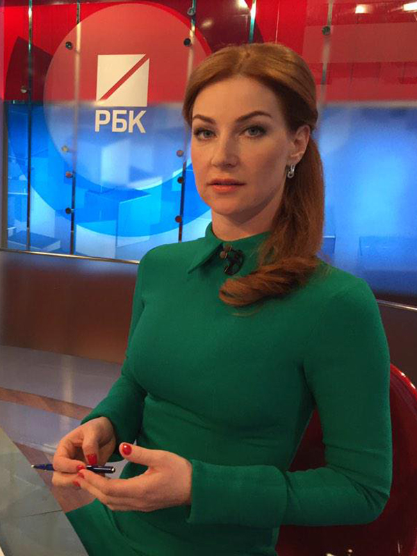 Телеведущая Елена Спиридонова: биография, карьера и семья