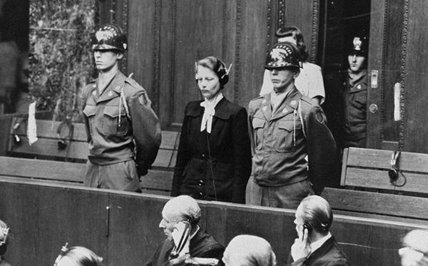 Герта Оберхойзер: женщина-палач