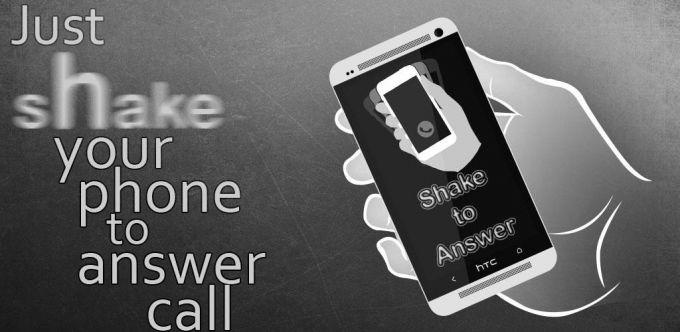 shake to answer