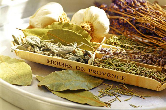 Ароматный травы - щедрый дар Прованса