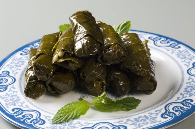 Армянская долма в виноградных листьях: пошаговые рецепты с фото для легкого приготовления