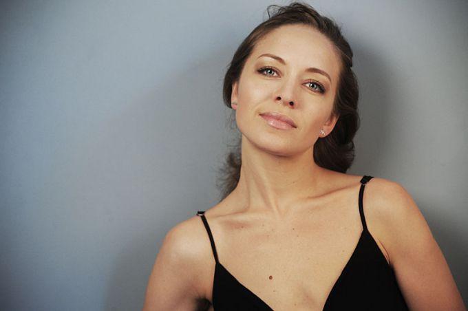 Популярная актриса Серафима Низовская