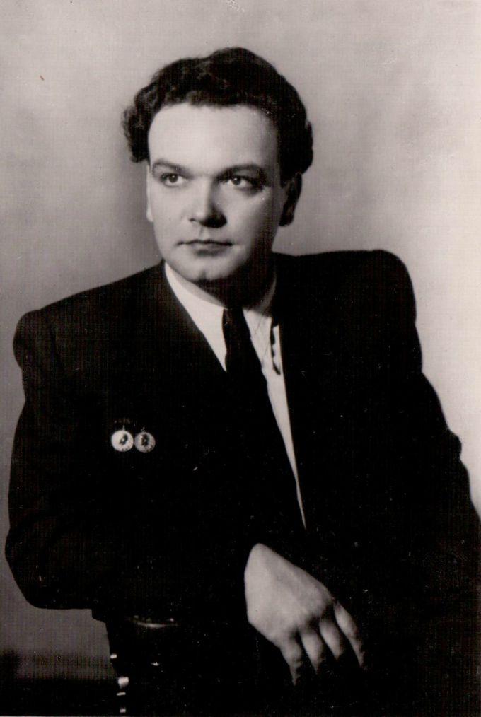 Владимир Васильевич Дружников (1922 — 1994)